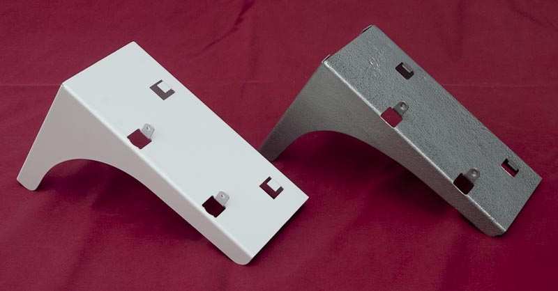 Reproduction Canteen Mounting Brackets