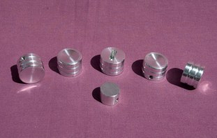 Mills Candy Machine Pull Knob Set
