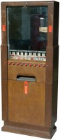 Original Condition National Cigarette Machine