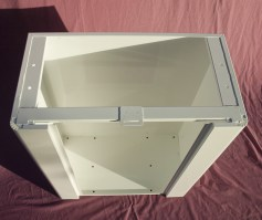 Reproduction National 6 Selection Candy Machine Cabinet Base