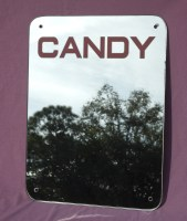 Rowe Candy Vendor Mirror