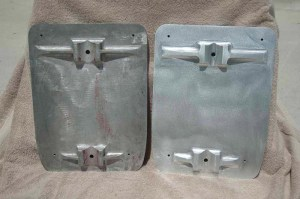 Vendo Coin Changer Pole Mounting Plate
