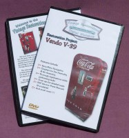 Vintage Restorations Digital Workshop DVD Tutorial: Vendo V-39