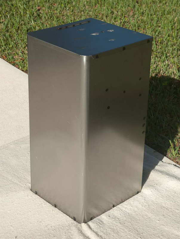 Reproduction U-Select-It Cabinet Base
