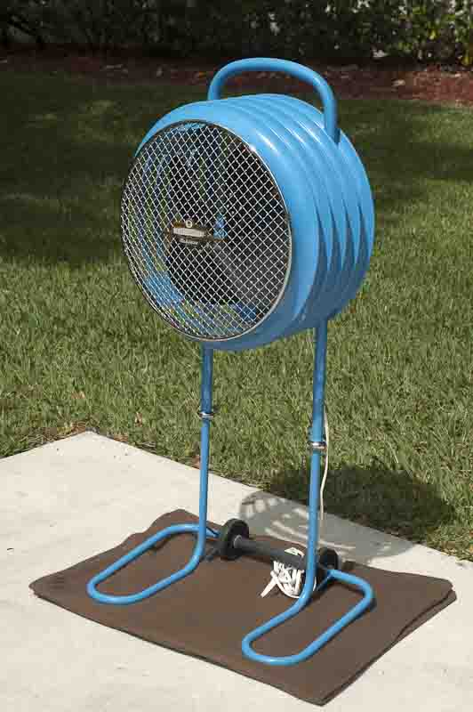 Late 1940's Westinghouse Mobil-Aire Fan