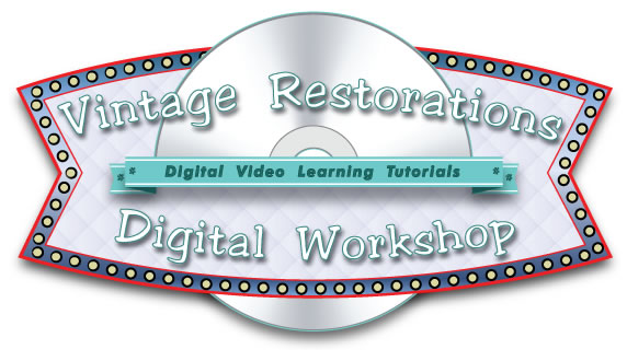 Vintage Restorations Digital Workshop